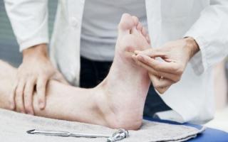 Что такое диабетическая полинейропатия