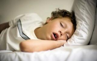 Приступы апноэ во сне у детей