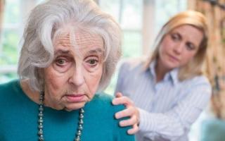 Что такое старческий маразм