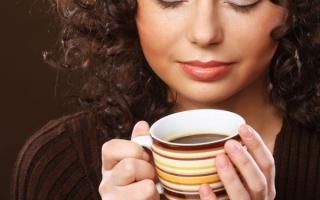 Можно ли пить кофе при головной боли