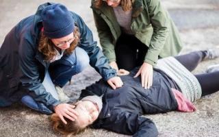 Оказание первой помощи при эпилептическом припадке