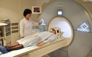 МРТ гипофиза с контрастированием