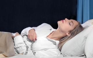 Как получить сонный паралич