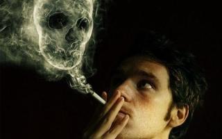 Курение и сосуды головного мозга: влияние никотина на организм