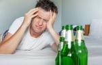 Что делать, если сильно болит голова после алкоголя