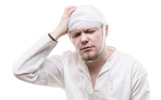 Контузия головного мозга: признаки, последствия, лечение