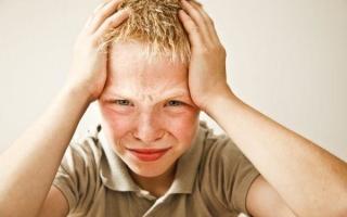 Признаки менингита у подростков