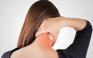 Шейная невралгия: симптомы и лечение