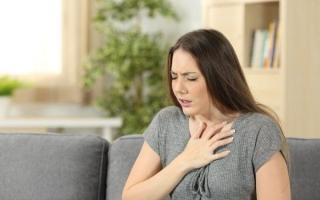 Невроз дыхательных путей