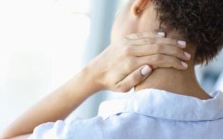 Болит затылок с левой стороны головы