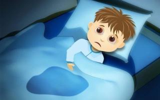 Ночное недержание мочи: как лечить энурез
