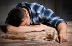Что делать при алкогольной эпилепсии