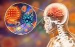 Герпесный энцефалит головного мозга