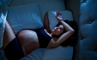Бессонница у беременных