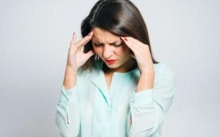 Как быстро устранить головную боль без лекарств
