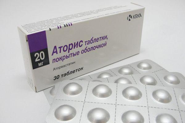Таблетки от атеросклероза сосудов головного мозга