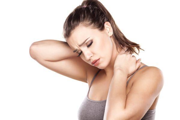 болят шейные мышцы