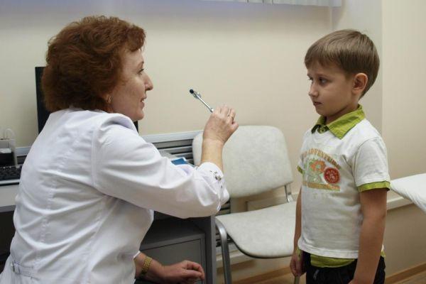 ребенок у невролога