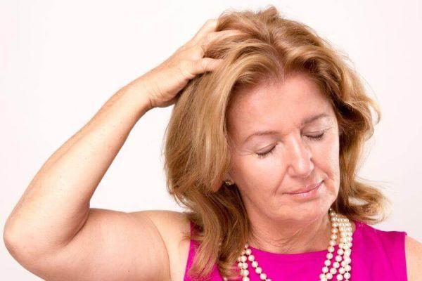 головная боль в темени