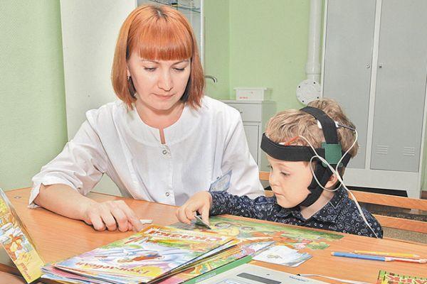 медпроцедура у ребенка