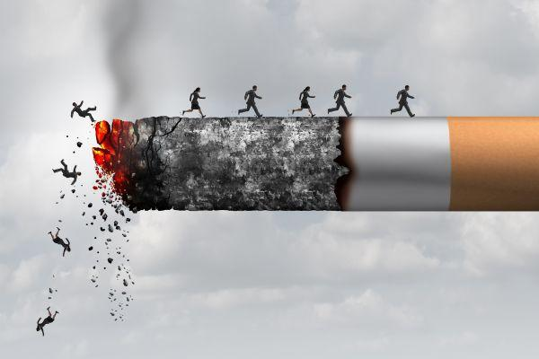 риск курения для жизни