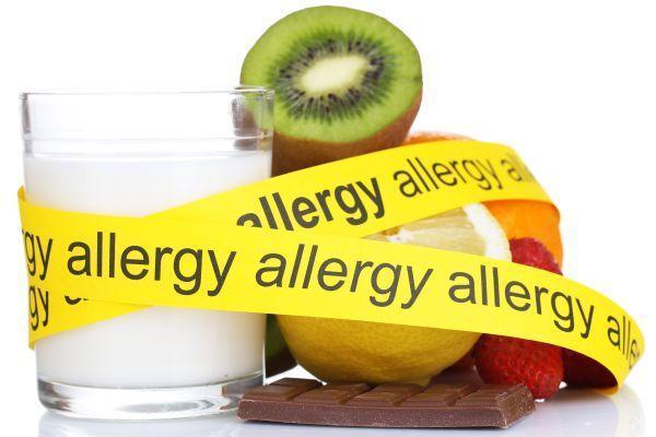 аллергия на продукты