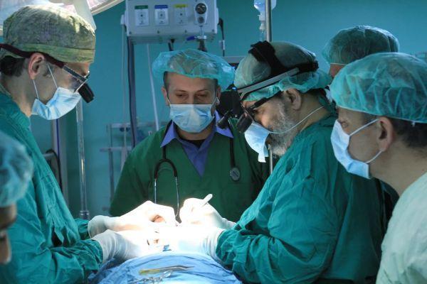хирургическое вмешательство
