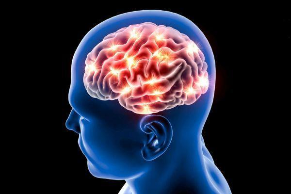 воспаленный мозг