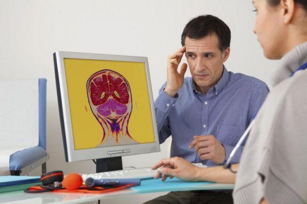 консультация невролога