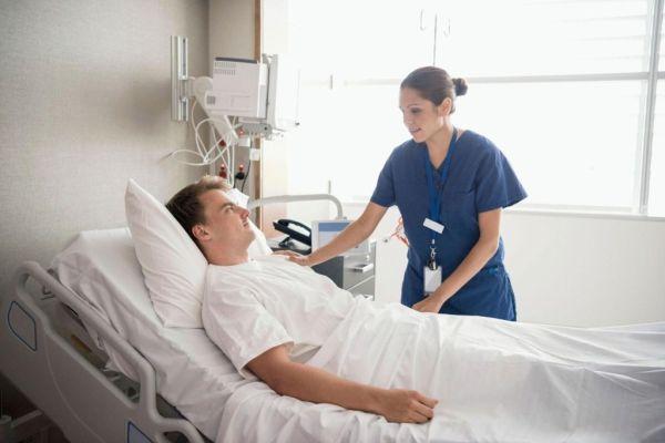 постельный режим в клинике