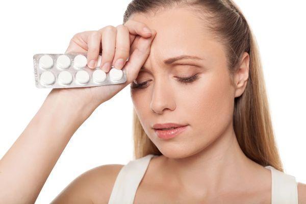 таблетки от кружения головы