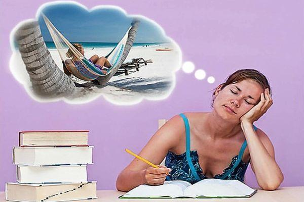 мечта об отпуске