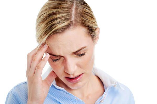 головная боль справа