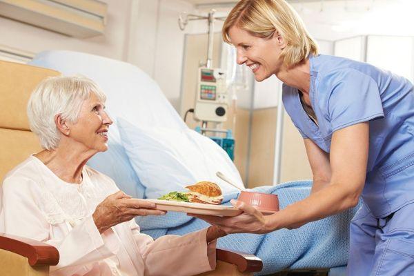 питание для инсультных больных