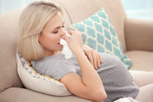 ринит у беременных