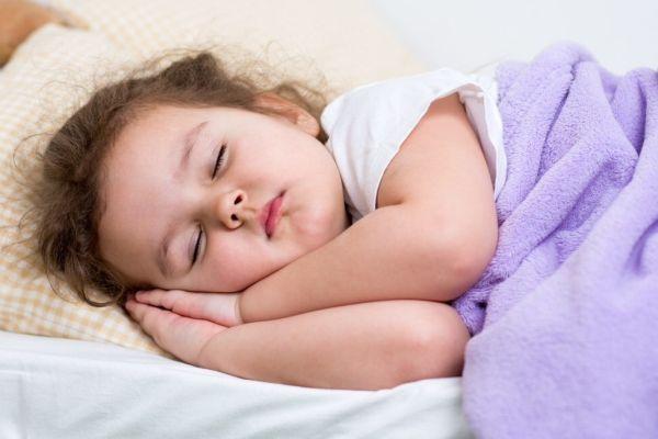 сон здорового ребенка