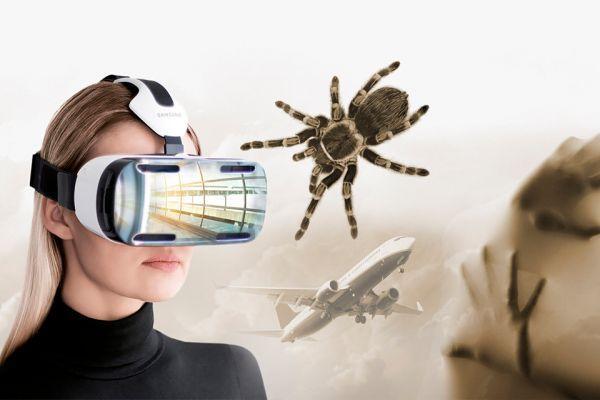 виртуальная реальность терапия
