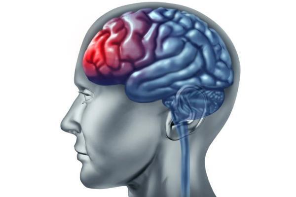воспаление лобной доли мозга