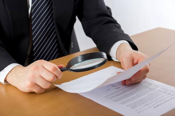 проверка документов на подлинность